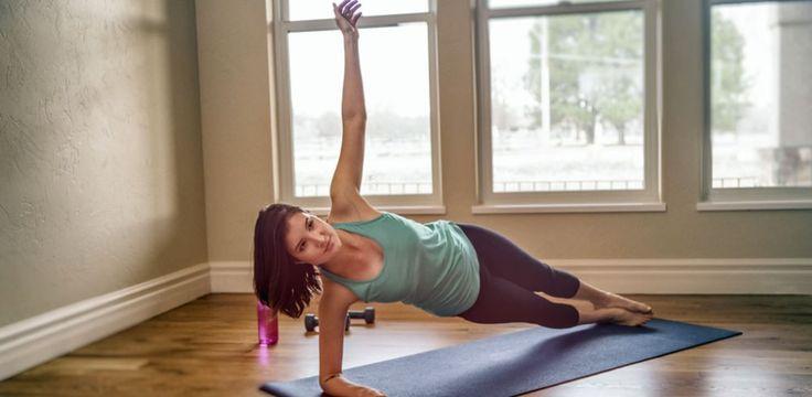 Core-Training: Die 6 besten Übungen für einen flachen, straffen Bauch
