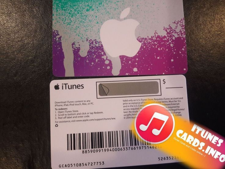 Free itunes gift card apple codes in 2021 itunes gift