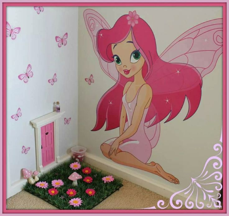Fairy Door Ideas wonderful fairy door ideas httphandmadnesscom2016 Fairy Door Cute Idea In A Little Girls Room Make It A Whole