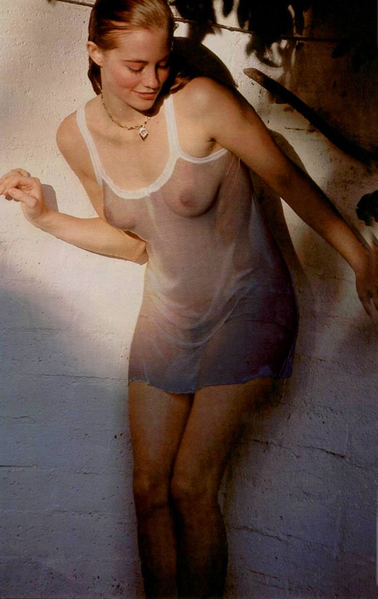 young woman nude