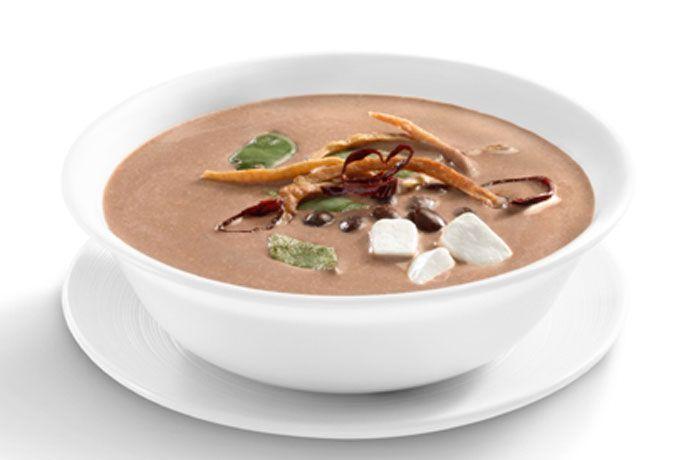 ¿Qué tal si preparas un deliciosa crema de frijol al chipotle para la hora de comer con esta receta que Philadelphia tiene para ti?