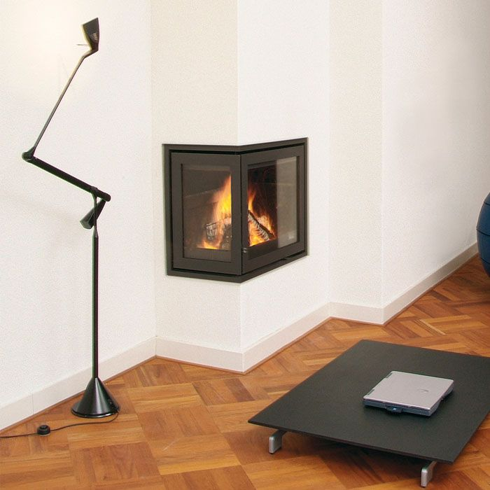 Corner Wood Burning Stove Functional And Interior: Best 25+ Corner Stove Ideas On Pinterest