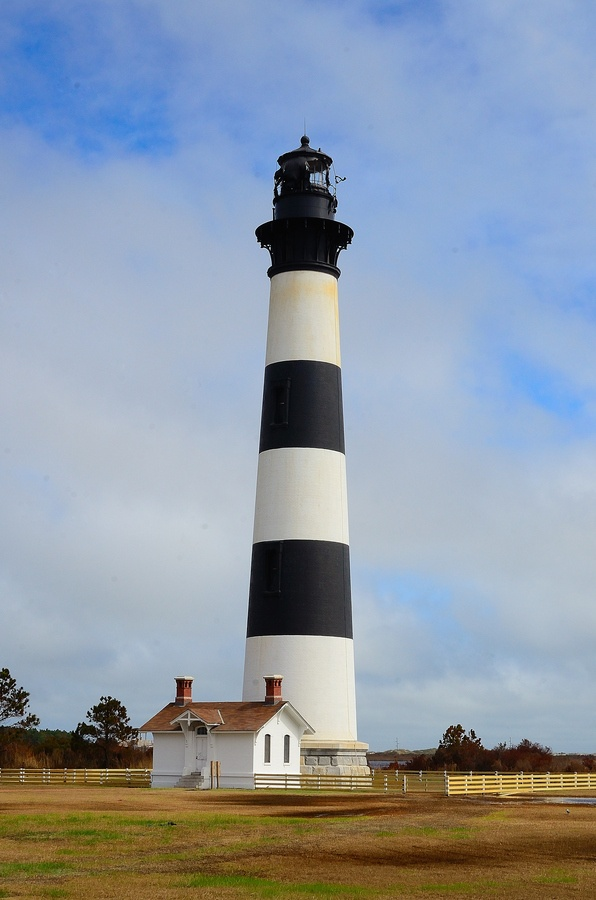 Bodie Lighthouse 1  Nagshead NC by Wes Moyer, via 500px