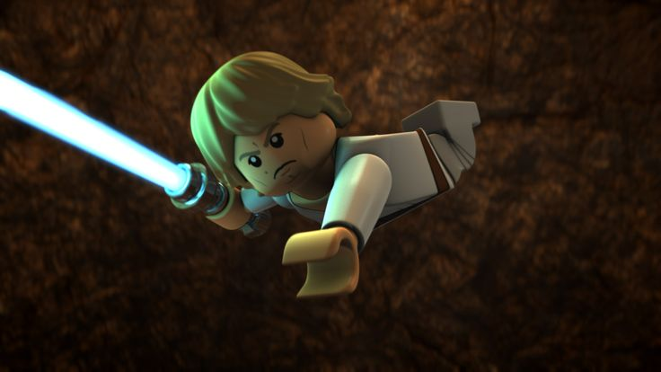 LEGO Star Wars: The New Yoda Chronicles - Luke