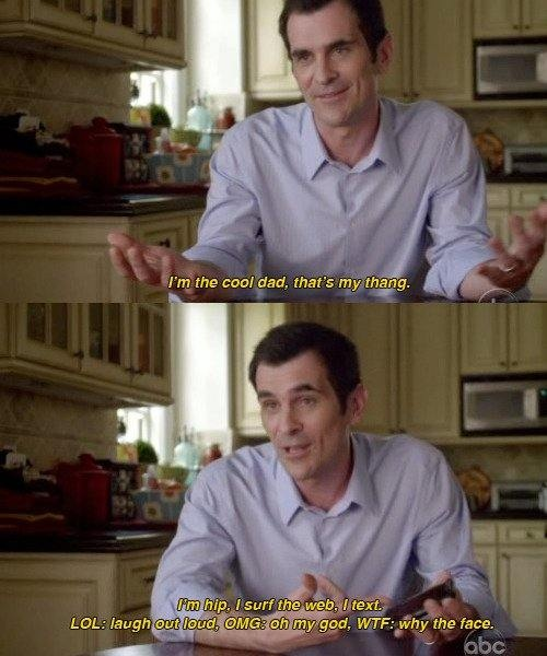 I'm obsessed with Modern Family