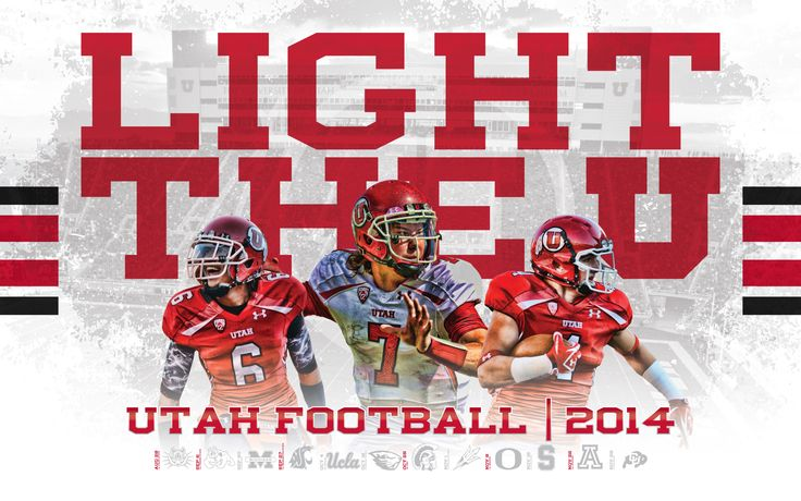 2014 Utah Utes Football Schedule Wallpapers | The Dahlelama