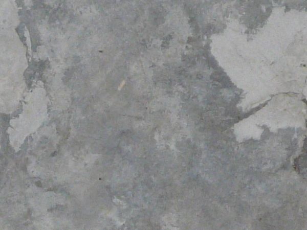 Smooth Concrete Floor Texture In Patches Of Different