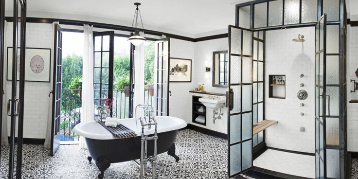 Industrial chic bathroom Check more at http://www.homeideasx.xyz/home-design/