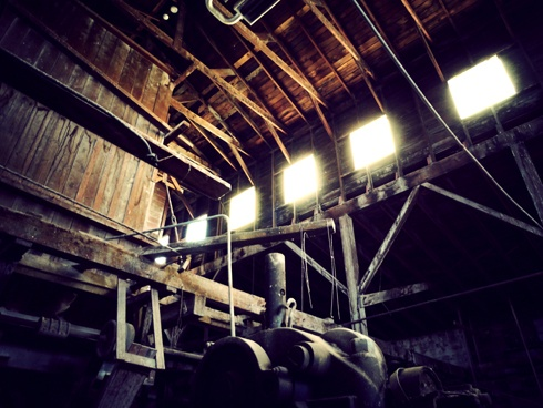 Inside Medalta Potteries: The Old Factory // Photo Editing Luke