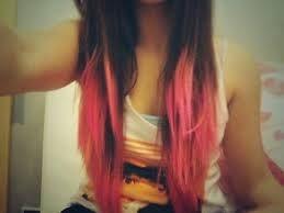 pink ombre hair - Google keresés