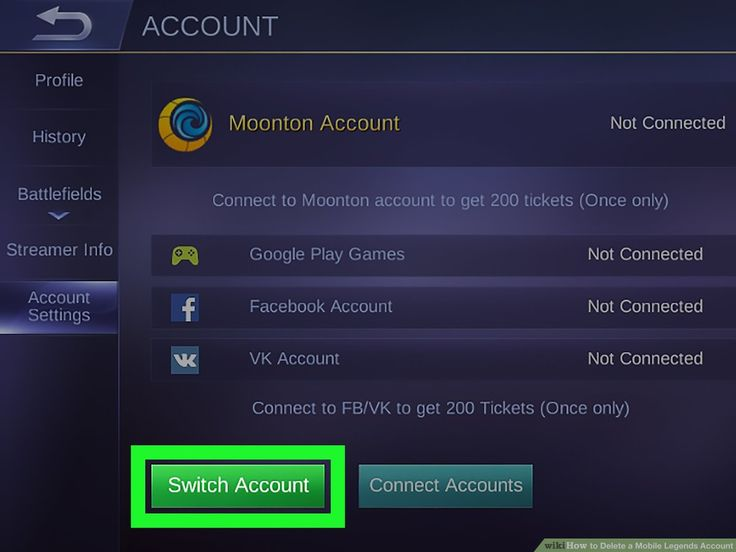 how to delete match account online