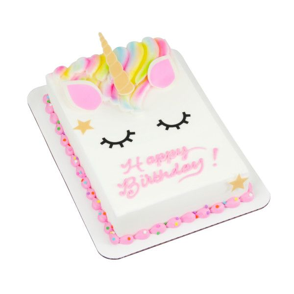 Adorable Unicorn Sweet Shapes Variety Fondant With Images