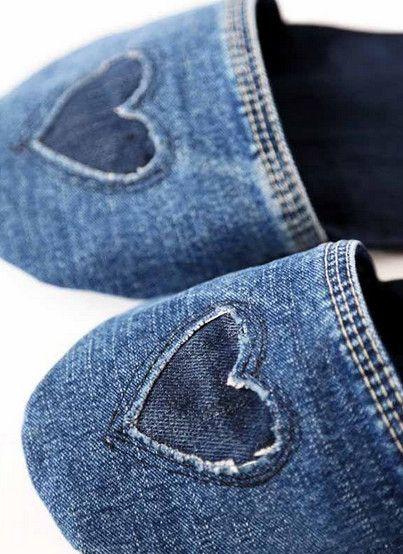 75617aa7474f Что сделать из старых джинсов? Решение как всегда есть... Супер-большая