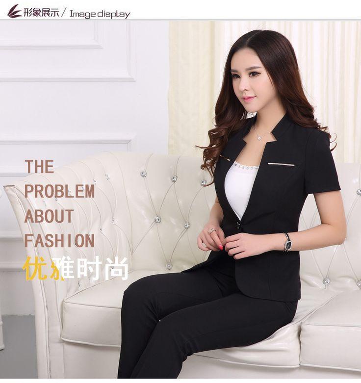 uniforme de oficinista mujer - Buscar con Google