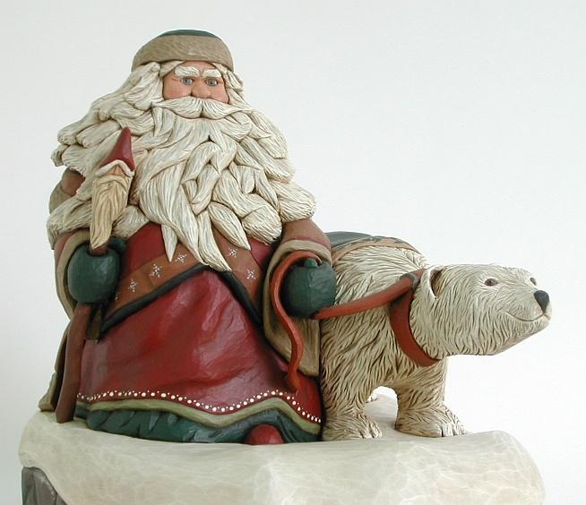 Best santa claus images on pinterest christmas ideas