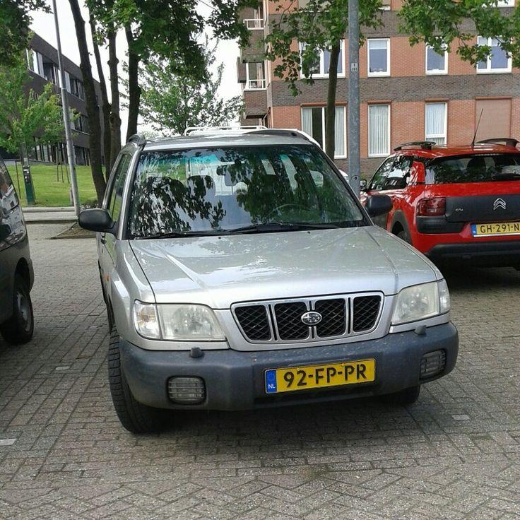 Subaru Forester awd / 25-5-2000
