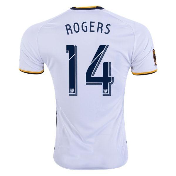 adidas Robbie Rogers LA Galaxy Home Jersey 2016