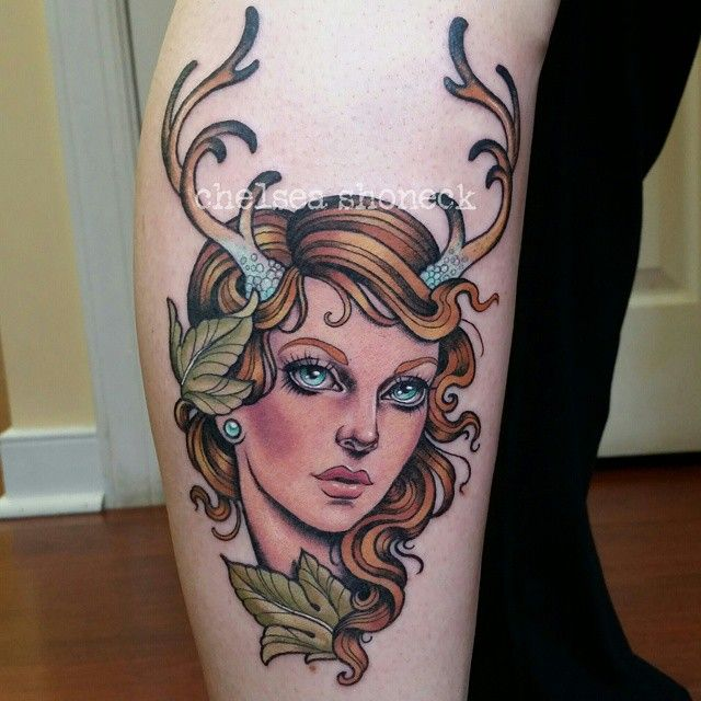 Richmond Tattoo: Chelsea Shoneck, Richmond VA