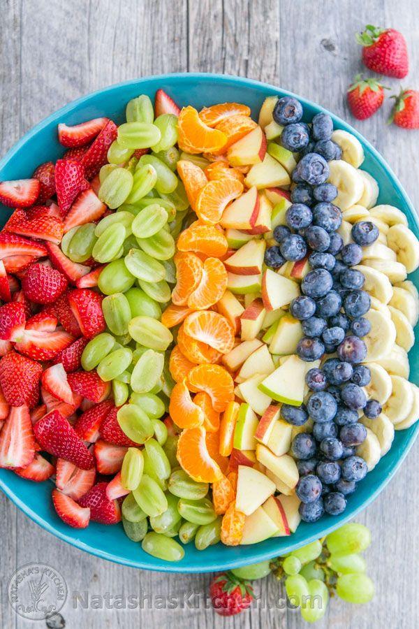 fruit crisp healthy fruit salad recipes easy