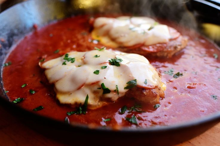 Easy pepperoni chicken by Pioneer Woman. Look like it would be a quick and yummy supper!