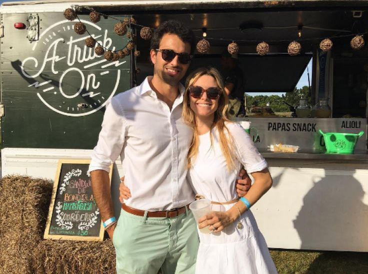 Música, sol y comida: mirá qué hicieron Sofía Zámolo y Joe Uriburu en su primera salida de casados   Fashion TV