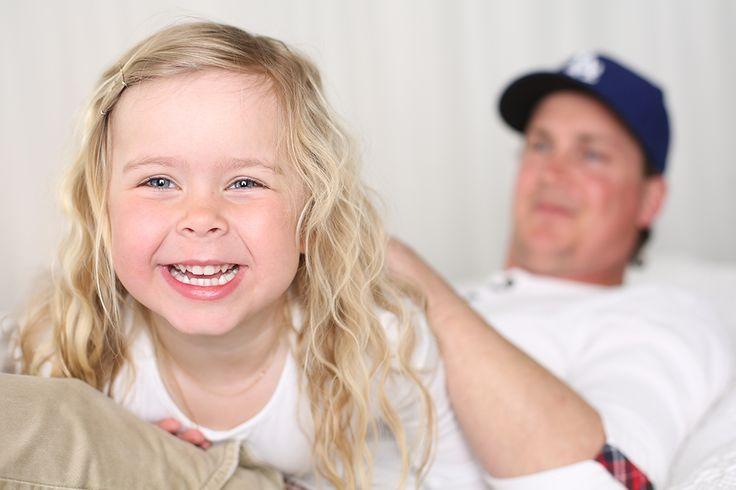 Pappa och dotter, kärlek! Helena Christerdotter - Fotograf i Karlstad