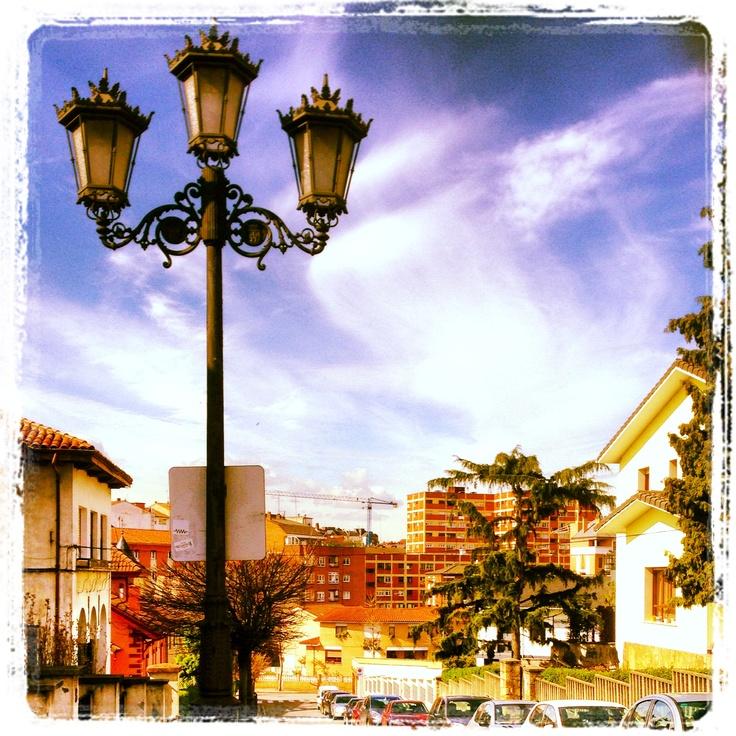 Calles de Oviedo