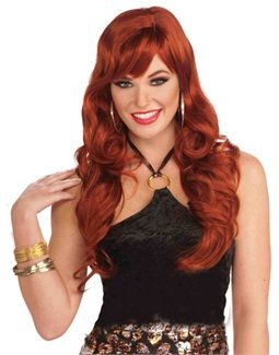 superior red dream wig at a great price serving your halloween needs since 1954 - Red Wigs For Halloween