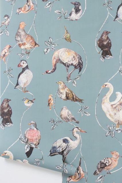 Flights Of Fancy Wallpaper