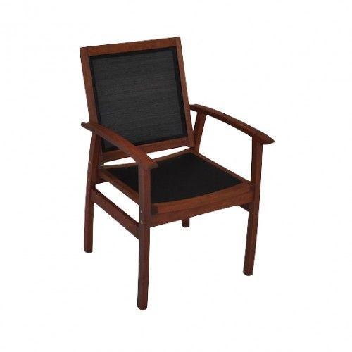 Rivera Timber Outdoor Dining Chairs