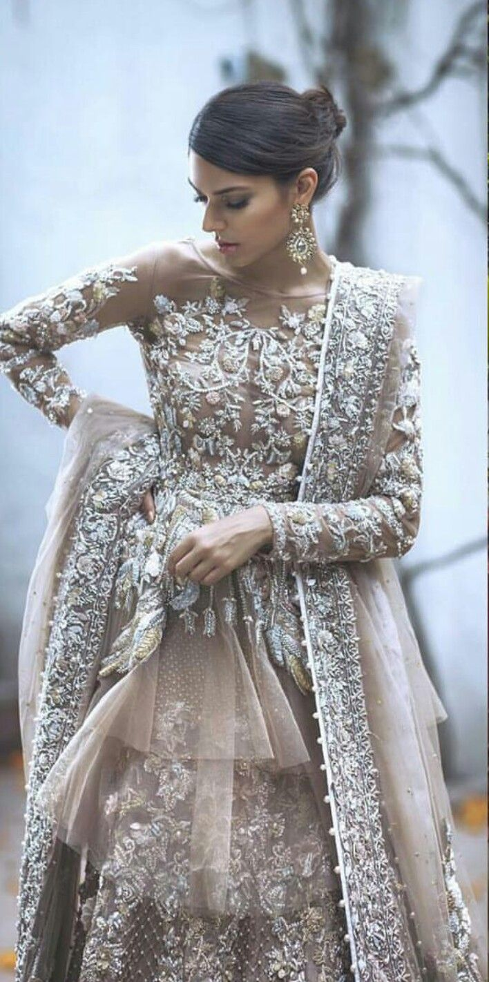 736 best desi fashion clothing images on pinterest for Cheap pakistani wedding dresses