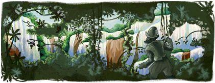 Discovery of the Iguacu Falls