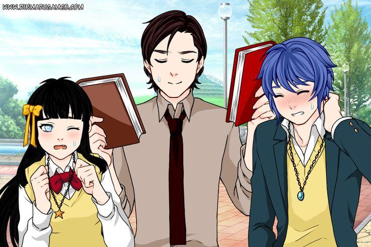 Manga Creator School Days page:17 by Rinmaru on DeviantArt