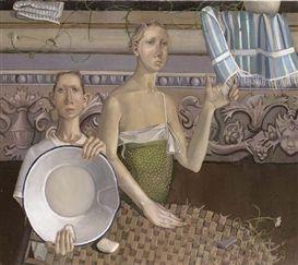 Alison Watt, Scottish Painter
