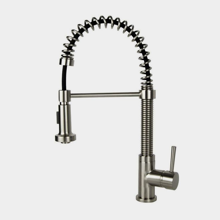 Give Your Kitchen A Gourmet Look With This Residential Coil Spring