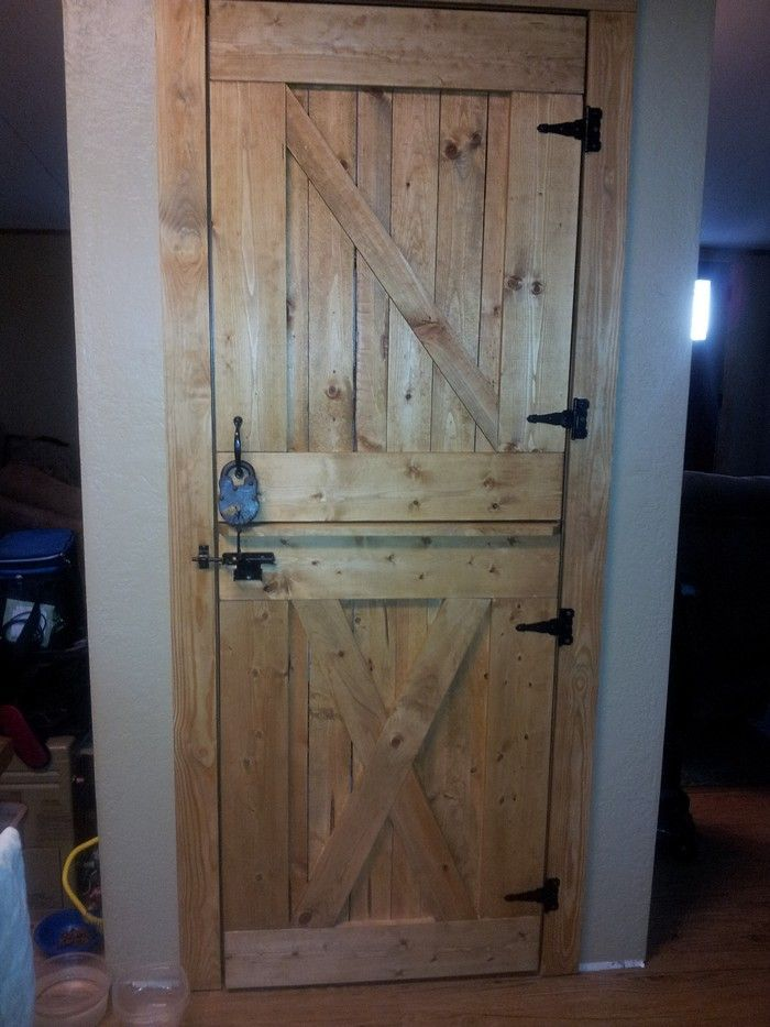 Build Your Own Dutch Barn Door Your Projects Obn Dutch Doors Diy Diy Barn Door Diy Exterior