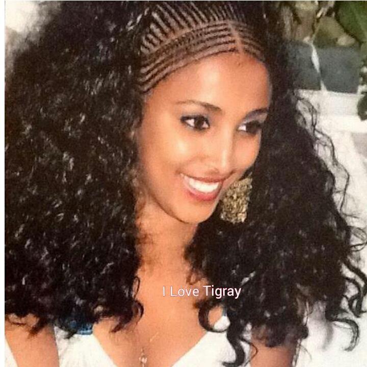 Africa habesha beauty! That hair! | Beautiful ethiopia