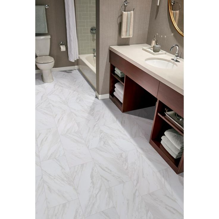 Matte Porcelain Floor And Wall Tile, Porcelain Bathroom Wall Tiles Home Depot