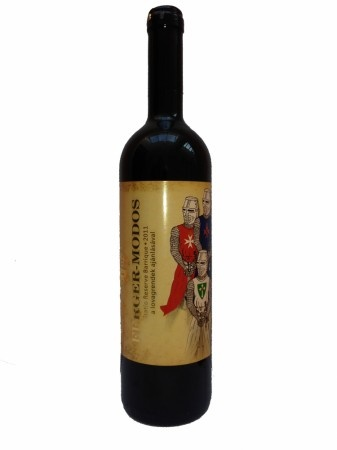 Vörös Cuvée Reserve 2011 Barrique  (Lovagi Bor) 0,75 l száraz vörösbor Mély rétegű talajon, déli lankákon, kiváló fekvésű területekről származó szőlő speciális kis tölgyfa hordós érleléssel (12 hónap) készült nagy formátumú vörösbora. Dús cserzőanyag tartalma miatt fűszeres ételekhez javasoljuk 18 °C hőmérsékleten fogyasztását.  A Máltai Lovagrend, a Ciprusi Rend és az Ordo Hungariae Lovagrend ajánlásával. #wine #borok