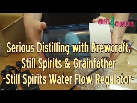 Serious Distilling with Brewcraft, Still Spirits & Grainfather - Still S...