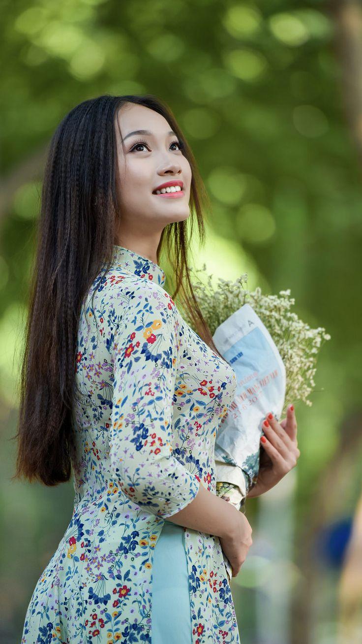 Vietnamese Beautiful Girl - Most hot girls in Vietnam (P44)