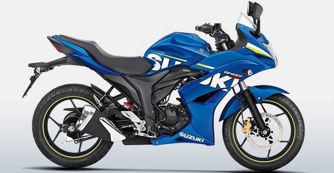 Suzuki Gixxer SF Launched in India; Priced at Rs. 83,439