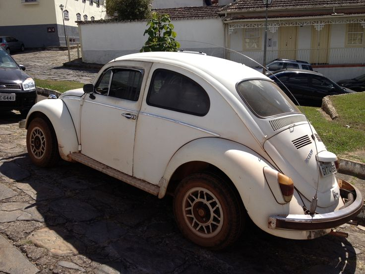Another white Beetle