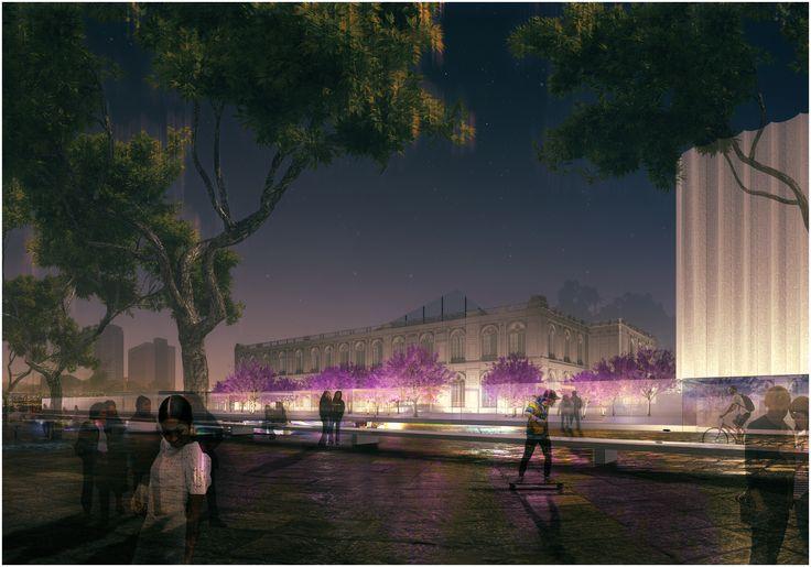 Burgos & Garrido + LLAMA Urban Design ganan concurso para diseñar la expansión del Museo de Arte de Lima (MALI)