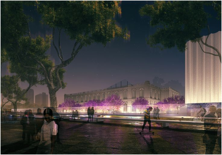 Burgos & Garrido + LLAMA Urban Design Win Competition for Lima Art Museum (MALI) Expansion