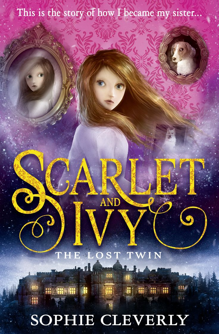 Original UK edition and current Australia/NZ/Canada edition of The Lost Twin