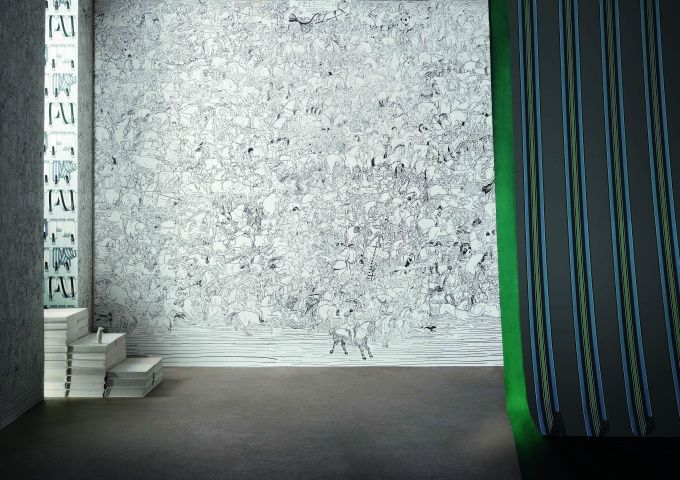 Upholstery Fabrics and Wall Coverings | Hermès Paris