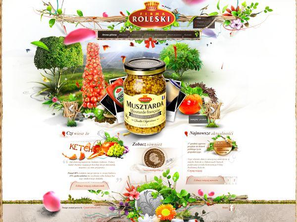 Roleski.pl by creativehead , via Behance | #inspiration #web #design #layout #userinterface #website #webdesign <<< repinned by www.BlickeDeeler.de Follow us on Facebook  >>> www.facebook.com/BlickeDeeler