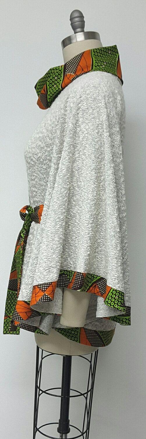1000 id es sur le th me knitted cape sur pinterest - Imprimer photo sur tissu ...