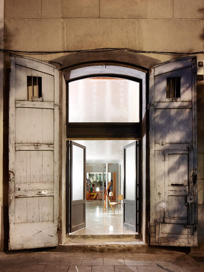 Domus visits Maio at their nice Barcelona studio   Gallery   Archinect